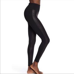 SPANX Faux Leather Leggings (B4)